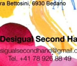 Chiara Bettosini Desigual Second Hand