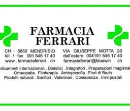 Farmacia Ferrari Mendrisio