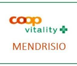 Farmacia Coop vitality Mendrisio