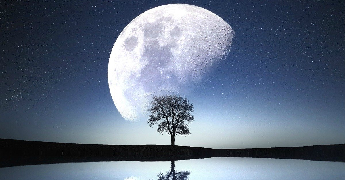 La luna ci influenza??