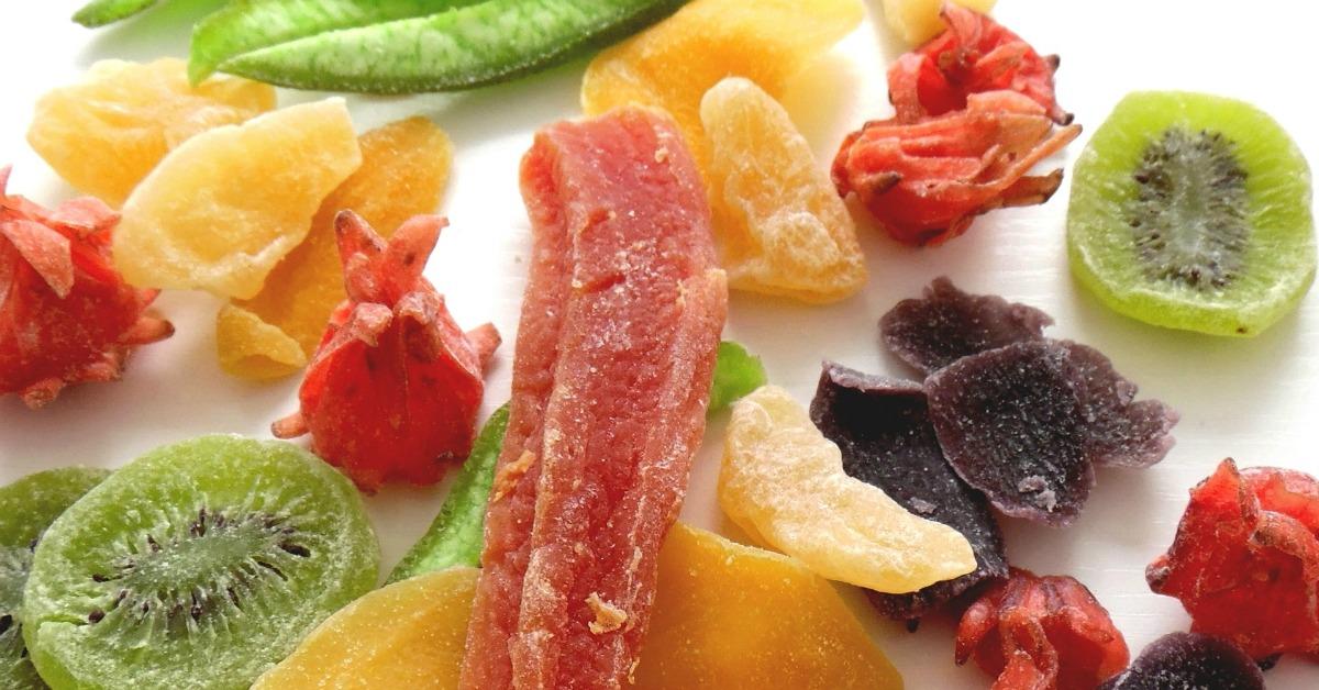 Scopri i vantaggi della frutta e verdura essiccate