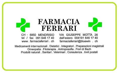 Farmacia Ferrari Mendrisio Bloomsisters Sagl