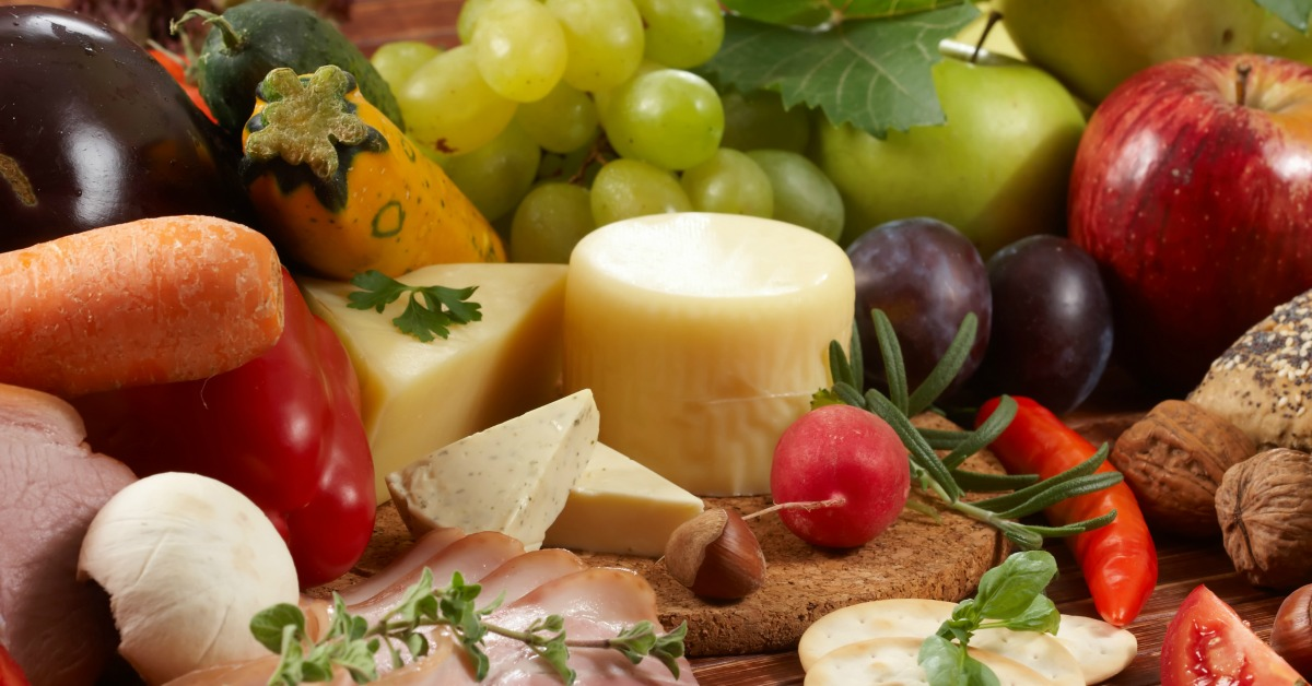 Vantaggi dei cibi di stagione, dei farmers market e dei prodotti a km zero.