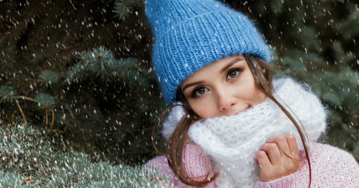 10 consigli utili per una pelle perfetta anche in inverno.