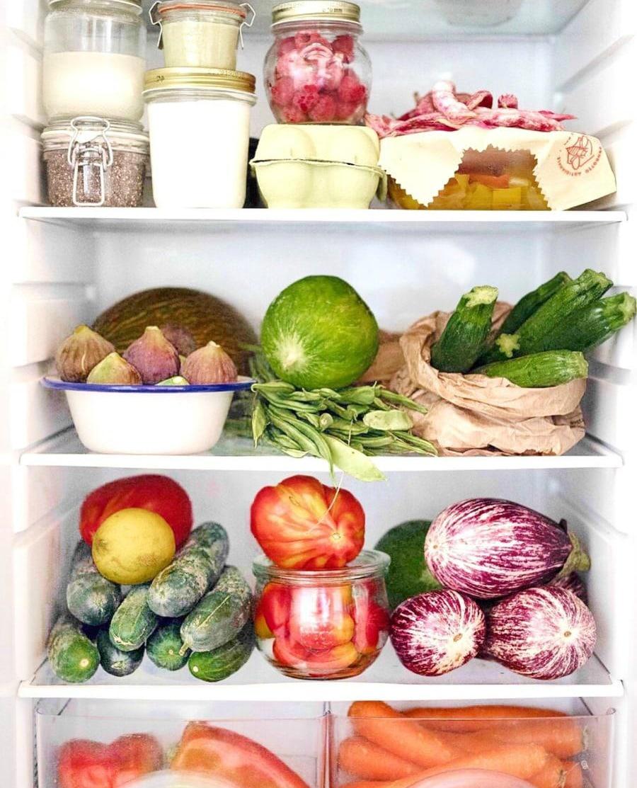 Contenitori Per Organizzare Frigo organizzare e pulire naturalmente il frigorifero » bloomsisters