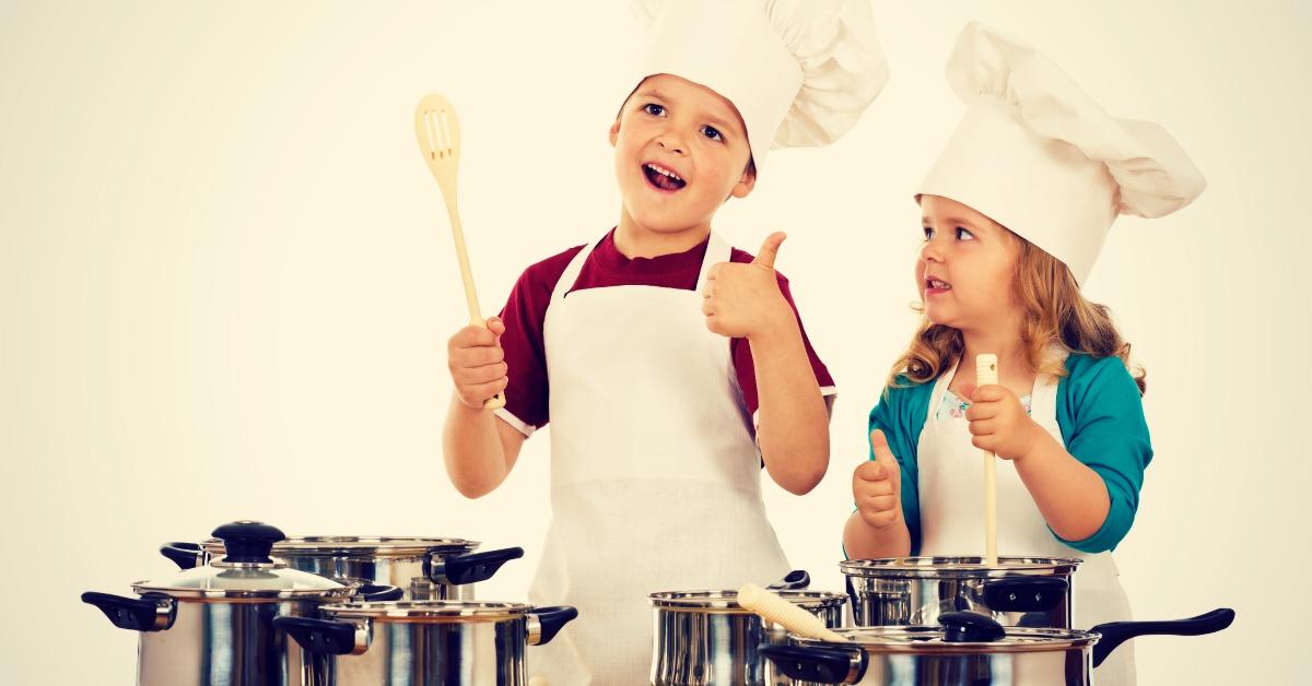 Come cucinare sano in poco tempo